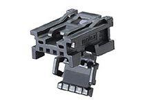 Molex, Mini50 Automotive Connector Socket 1 Row 4 Way, Crimp Termination