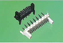 Konektor IDC, rozteč 1.27mm, počet kontaktů 6, počet řad 1, povrchová montáž, Molex