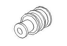 Molex 1 Way Wire Seal for Automotive Connectors