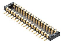 Molex 504622, 0.35mm Pitch, 34 Way, 2 Row PCB Header, Surface Mount