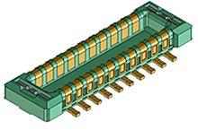 Molex 503776, 50 Way, 2 Row, Vertical PCB Header