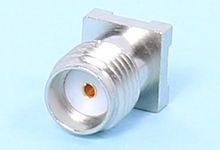50O Surface Mount SMA Connector, Solder Termination product photo