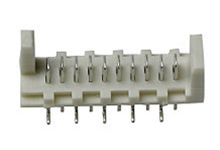 1.27mm Pitch Surface Mount IDC Connector, Male, 4 Way, 1 Row product photo