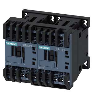 Siemens Sirius 3RA2316 3 Pole Contactor, 3NO, 20 A, 5.5 kW, 24 V dc Coil
