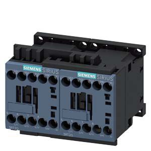 Siemens 3 PoleReversing Contactor - 10 A, 230 V ac Coil, SIRIUS, 3NO, 4 kW