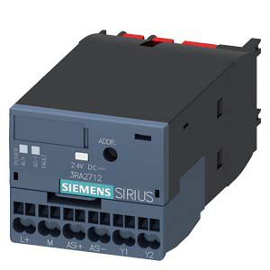 Siemens Contactor Assembly Kit for use with 3RT2 Communication Capable Contactor, AS-i, Direct Start, S0 Contactor, S00