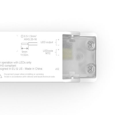 eldoLED EC0360A5, Constant Current LED Driver 30 W 2 → 55 V 150 → 1400 mA, ECOdrive Series