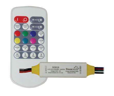 PowerLED Lighting Controller, 6 → 24 V dc