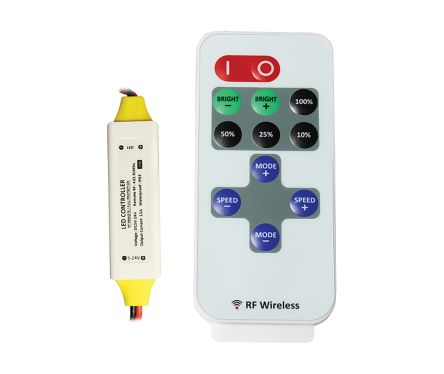 PowerLED Lighting Controller, 5 → 24 V dc