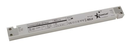 PowerLED PLV-75-24, Constant Voltage LED Driver 75W 24V 3.12A, PLV-75 Series