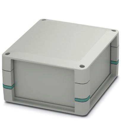 PCB Enclosure, Polycarbonate, 1 Pin, 114.8 x 94.8 x 14.3mm