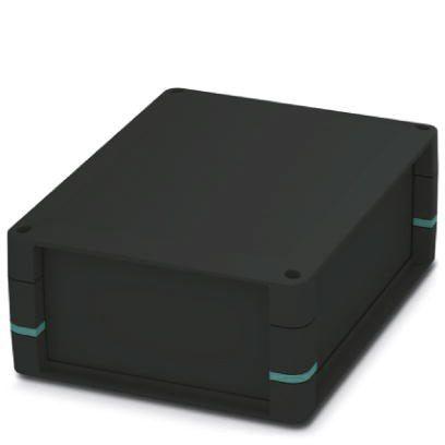 PCB Enclosure, Polycarbonate, 1 Pin, 206.8 x 164.8 x 14.3mm