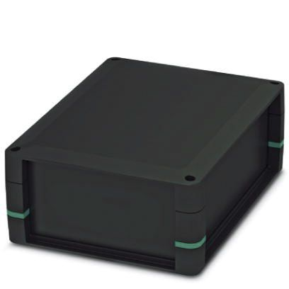 PCB Enclosure, Polycarbonate, 1 Pin, 164.8 x 114.8 x 14.3mm