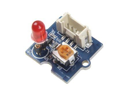 104030005, Grove-Red LED LED Module product photo