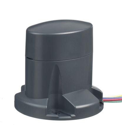 Idec LED Pre-Configured Beacon Tower, 24 V ac/dc