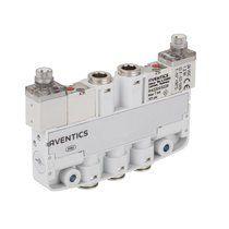 Aventics Electro-Pneumatic Pneumatic Solenoid/Pilot-Operated Control Valve Electro-Pneumatic M3 LS04 Series