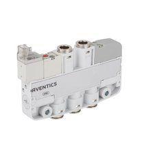 Aventics LS04 M3 Electro-Pneumatic Electro-Pneumatic Pneumatic Solenoid/Pilot-Operated Control Valve, 180L/min