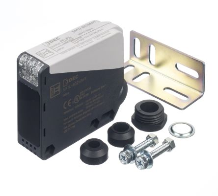 Background Suppression Photoelectric Sensor 2 m Detection Range NPN/PNP IP67 Rectangular Style SA1U-B02MWT product photo