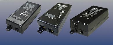 Phihong Single PoE Injector and Splitter Set, 90