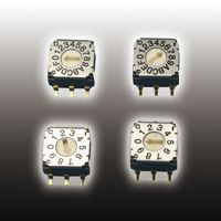 SH-7000, 16 Position SP16T Rotary Switch, 100 mA, Pc Pin product photo