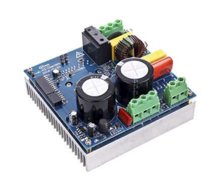 Infineon EVALM3CM615PNTOBO1 iMOTION MADK Power-Board Featuring CIPOS Mini IFCM15P60GD 3-Phase Inverter for IFCM15P60GD