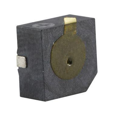 Grey Surface Mount Buzzer, 9.7 mm Diameter, 3  8 V, 80dB at 1 Metre