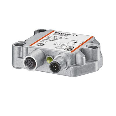 Kubler Analogue Inclination Sensor switching current 40 mA supply voltage 10 → 30 V dc