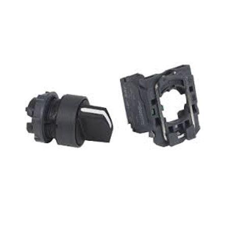 Clipsal Electrical MXB5 NO 22mm Push Button Control Station, IP67, IP69, IP69K 41.5mm 30mm +70°C -40°C 2 Black 70mm