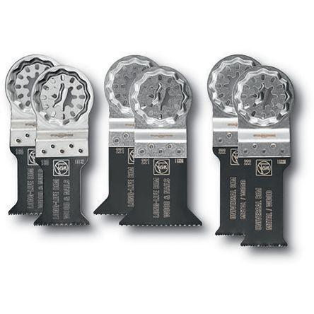 E-Cut 6 piece accessory set