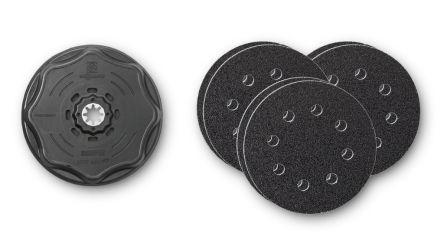 SLP circular sanding set for multi tool