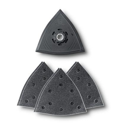 SLP triangular sanding set for multi too