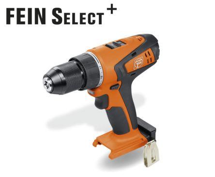 FEIN Keyless ABSU 12V Li-ion Cordless Drill