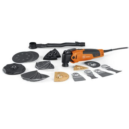 FEIN Corded Multi Cutter Blades, Euro Plug