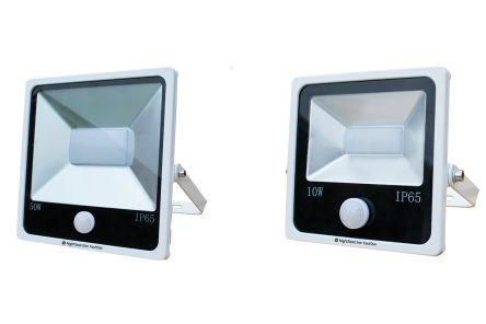 Nightsearcher LED Floodlight, 1 LED, 50 W, 4000 lm, IP65 220 → 240 V ac
