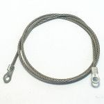 Mueller 0.64 mm Test lead, 3048mm Length