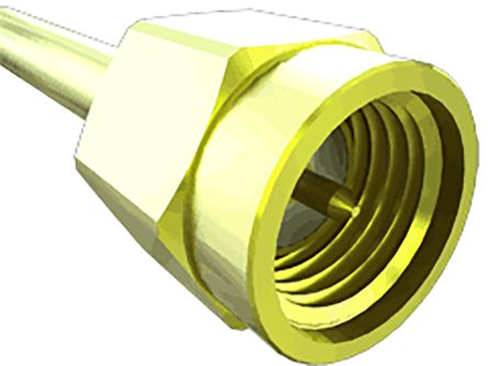 50O Cable Mount SMA Connector, Crimp Termination product photo