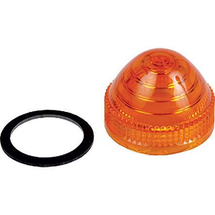 Schneider Electric 9001K Series, Amber Pilot Light Head, 30mm Cutout