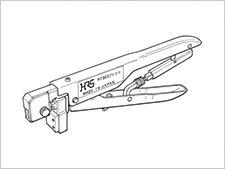 Hirose, HT102 Ratchet Crimping Tool for Terminal