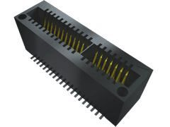 Samtec MECT Series, 2 Port 20 Way Female Transceiver Interface Connector