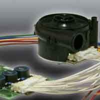 Fan Kit, Copal Electronics, TF037F-2000-P DC 16.1W 24 V dc 50.5 x 53.78 x 34.3mm