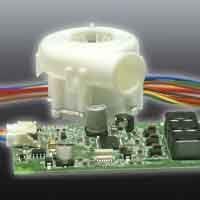 Fan Kit, Copal Electronics, TF029B-1000-P DC 14.9W 27 V dc 41.5 x 49.44 x 33.6mm