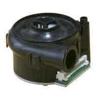 Copal Electronics Blower 53.78 x 50.5 x 34.3mm, 1.6L/s, 12 → 24 V dc DC (TF037F Series)