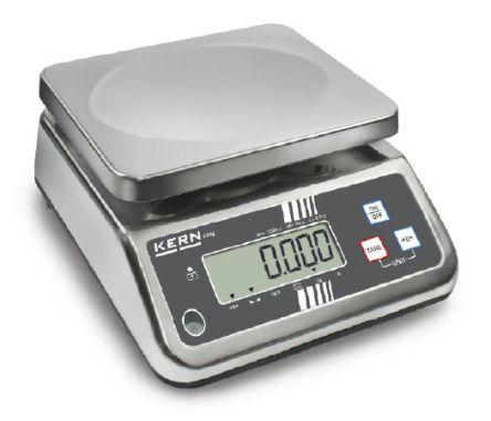 Kern Bench Scales, 25kg Weight Capacity Type C - European Plug