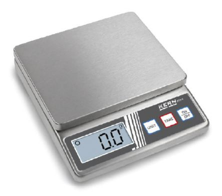 Kern Bench Scales, 500g Weight Capacity Type C - European Plug