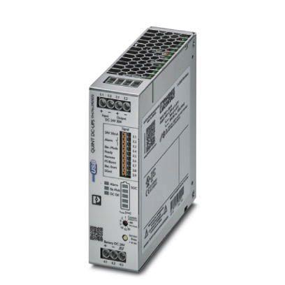 Power supply; uninterruptible; 24VDC IN; 20A; UPS; QUINT4-UPS/24DC/24DC/20/USB