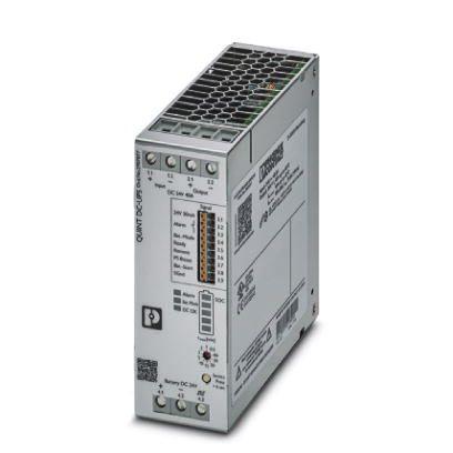 Power supply; uninterruptible; 24VDC IN; 40A; UPS; QUINT4-UPS/24DC/24DC/40