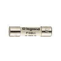 Legrand, 1A Ceramic Cartridge Fuse, 5 x 20mm, Speed F