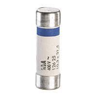 Legrand, 10A Ceramic Cartridge Fuses, 10 x 38mm
