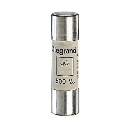 Legrand, 40A Ceramic Cartridge Fuses, 14 x 51mm