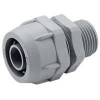 STRAIGHT GREY UNI CONNECTOR ISO25 DI20